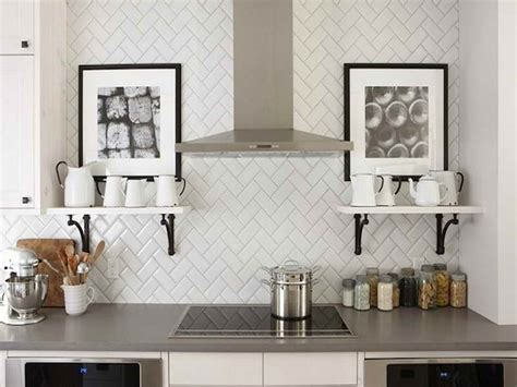 kitchen modern kitchen backsplash with design subway