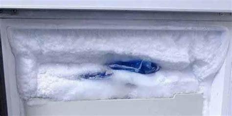 Lemari Es Beku tips cara menghilangkan es beku yang tebal di kulkas erabaru