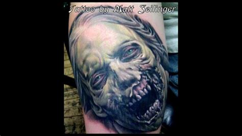 walking dead tattoo the world s best walking dead tattoos