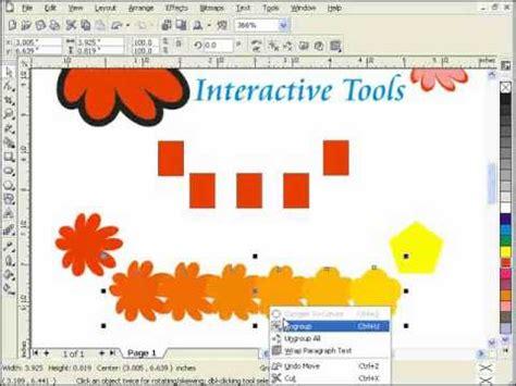 youtube tutorial desain grafis belajar desain grafis interactive bland tools tutorial