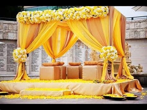indian wedding decoration ideas youtube
