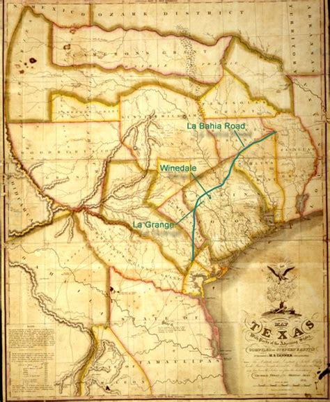 texas colonies map austins colony map swimnova