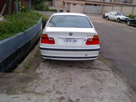 Bmw 1 Series Price In Nigeria by 2001 Model Bmw 3 Series Used 700 000 Naira