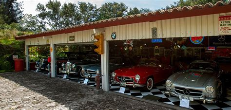 Bavarian Garage by Classic Car Collection Mario Sueriasclassic Car Collection