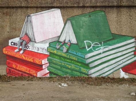 libro street art from around street art protagonizado por libros libr 243 patas