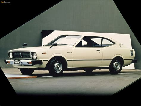 79 Toyota Corolla Toyota Corolla Hardtop Coupe E37 1974 79 Photos 1600x1200