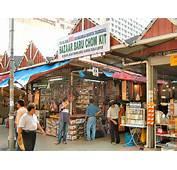Chow Kit In Kuala Lumpur