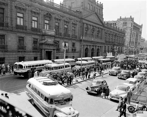imagenes historicas mexico 50 fotos hist 243 ricas de la ciudad de m 233 xico parte 9 la