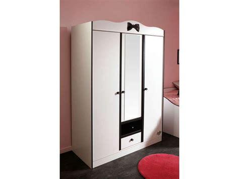 kleiderschrank 90x200 soldes armoire conforama achat armoire 3 portes 2 tiroirs