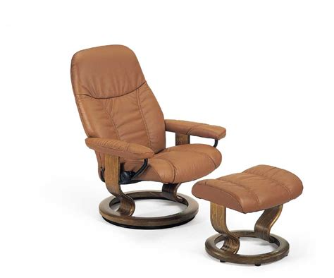 stressless tables for recliners stressless by ekornes stressless recliners consul small