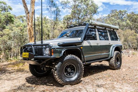 nissan patrol 1990 modified nissan gq patrol modified