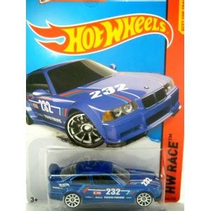 Diecast Hotwheels Wheels Bmw E36 M3 Race Merah Promo 2015 C wheels bmw e36 m3 race car global diecast direct