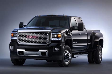 new gmc cars 2016 gmc 3500hd new car review autotrader