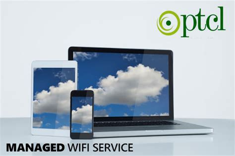 Wifi Id Manage Service ptcl brings managed wifi service for corporate customers