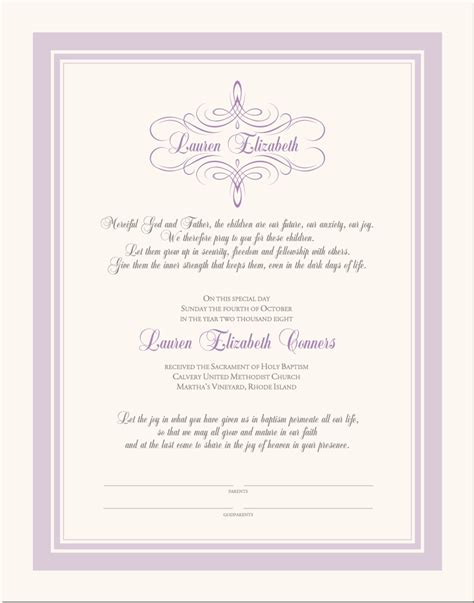 custom birth certificates personalized birth certificates