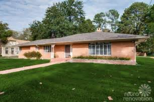 midcentury ranch 1954 texas time capsule house original cork floors gorgeous brick work more 26 photos
