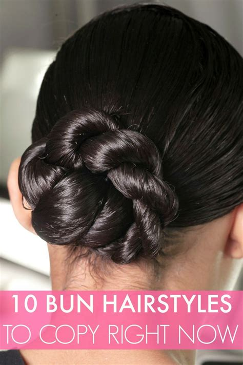Hairstyles Accessories Bun Tips by 148 Best Images About Makeup Hair Tips On