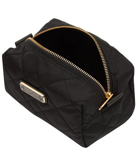 lyst marc  marc jacobs large black crosby quilted