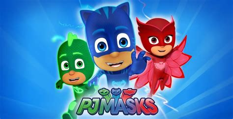 Home Theatre Decorations by Dvd Review Let S Go Pj Masks Will Entertain The Whole