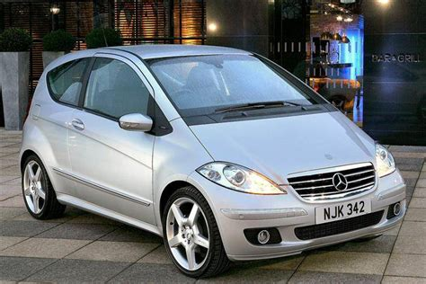 Cdi Mba by Image Gallery 2005 Mercedes A170