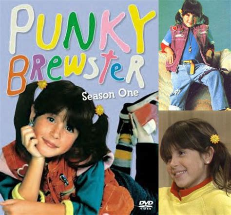 A Fabby Punky Brewster by Punky Brewster Popsugar Entertainment