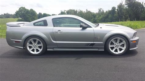 2005 ford mustang 2005 ford mustang saleen fastback 177343