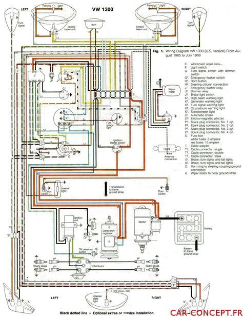 cox plan sch 233 ma faisceau 233 lectrique de vw cox coccinelle 1200 1300