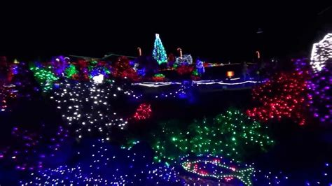 christmas zoo lights tacoma washington 2013 youtube