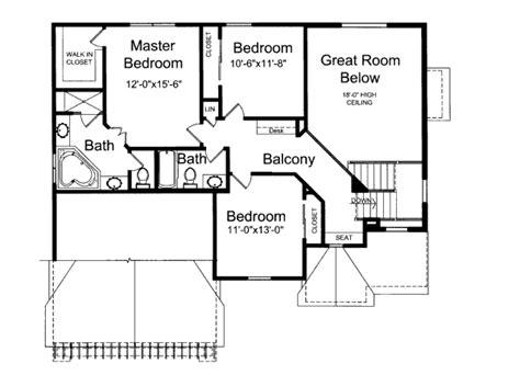 floor plans blueprints house 29398 blueprint details floor plans