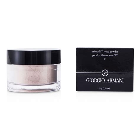 Harga Giorgio Armani Micro Fil Powder giorgio armani micro fil powder new packaging