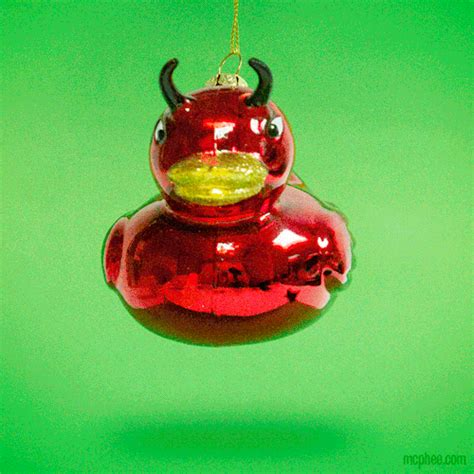 ornament gif archie mcphee s endless geyser of awesome