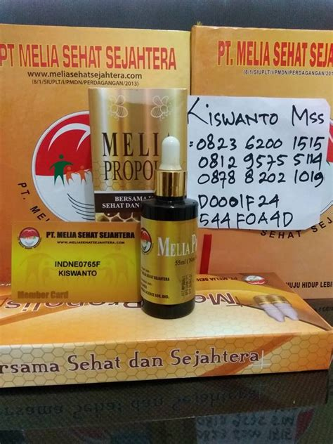Melia Propolis 55 Ml melia propolis 55ml distributor melia propolis asli