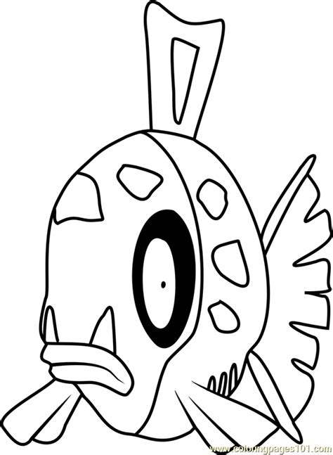 Finest Feebas Pokemon Coloring Page Download Download Jpg Articuno Coloring Pages