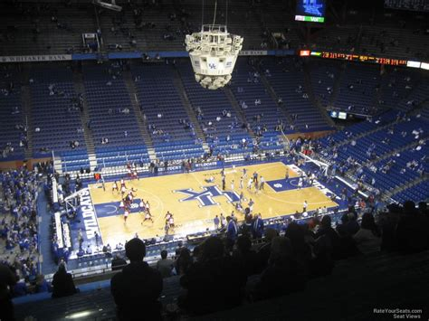 rupp arena student section rupp arena seating chart www imgkid com the image kid