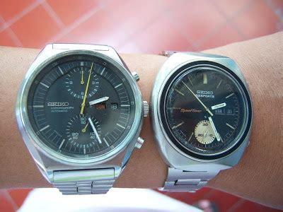 Jam Tangan Ecko Jumbo Black jam tangan kuno seiko chronograph quot jumbo quot and 5 sports