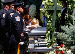 officer funeral new jersey editorial