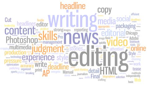 Journalist Requirements by Web Journalist 187 Wanted Required Web Journalism Skills