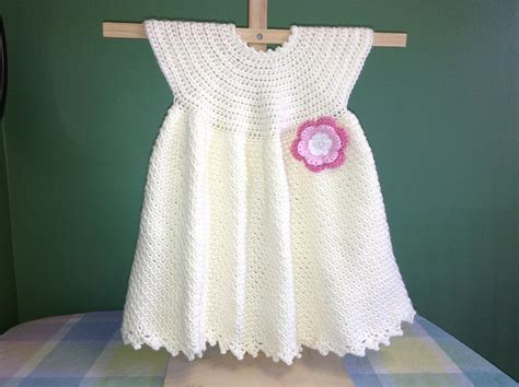 crochet baby dress pattern youtube how to crochet a baby dress easy youtube