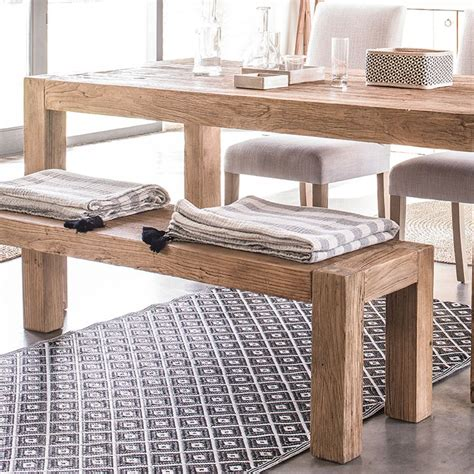 Banc Assise by Banc Assise Bois Naturel Interior S