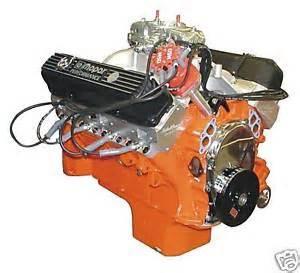 Chrysler 440 Crate Engine Chrysler Mopar 440 Stroker 500 Turn Key Crate Engine Dyno