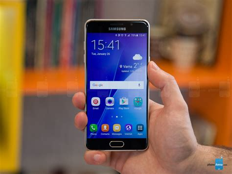I Samsung A5 by Samsung Galaxy A5 2016 Review