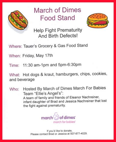 69 best images about march of dimes caign and fundraising ideas on being