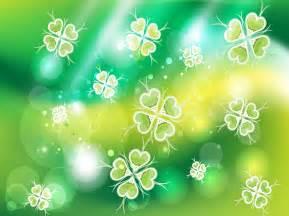 abstract clover design