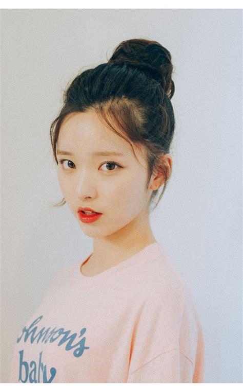 korean hairstyles buns kim na hee pinkage ulzzang ulzzang pinterest bun