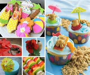 luau party ideas summer party ideas at birthday in a box