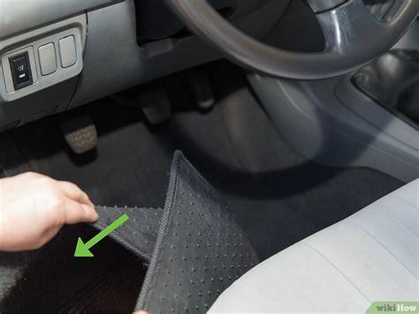 come pulire la tappezzeria della macchina come pulire la tappezzeria delle automobili wikihow