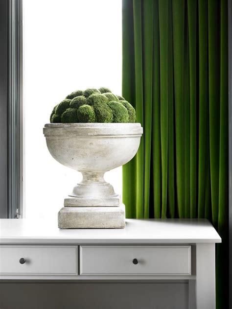 green draperies 25 best ideas about green curtains on pinterest