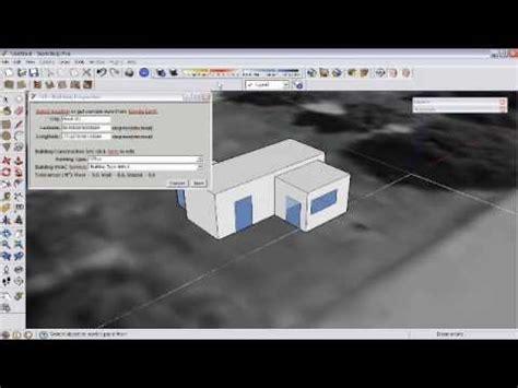 google sketchup tutorial worksheet tutoriales playlist