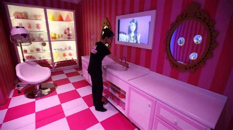 barbie dream house youtube life size barbie dreamhouse berlin in pictures youtube