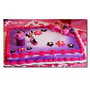 Pin Mickey Mouse Here Carebears Coloring Minnie Is Surfing Cake On